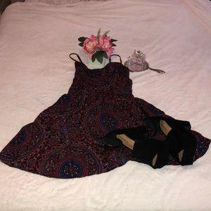 Abercrombie & Fitch Boho Tank Dress